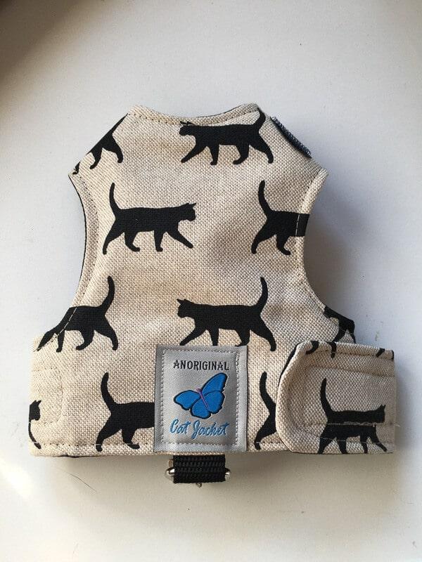 butterfly cat jacket