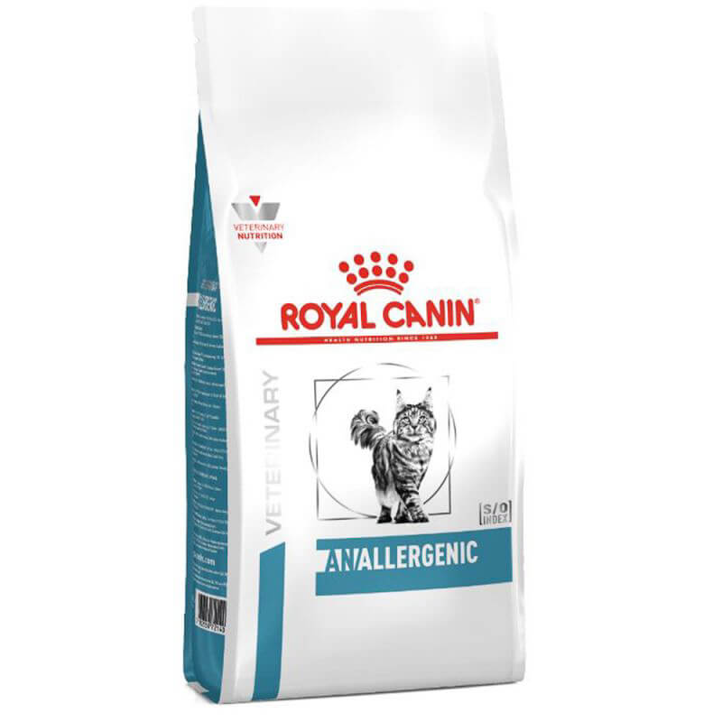 royal canin veterinary an allergenic for cats with ibd