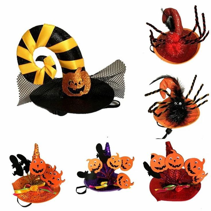 halloween hats for cats