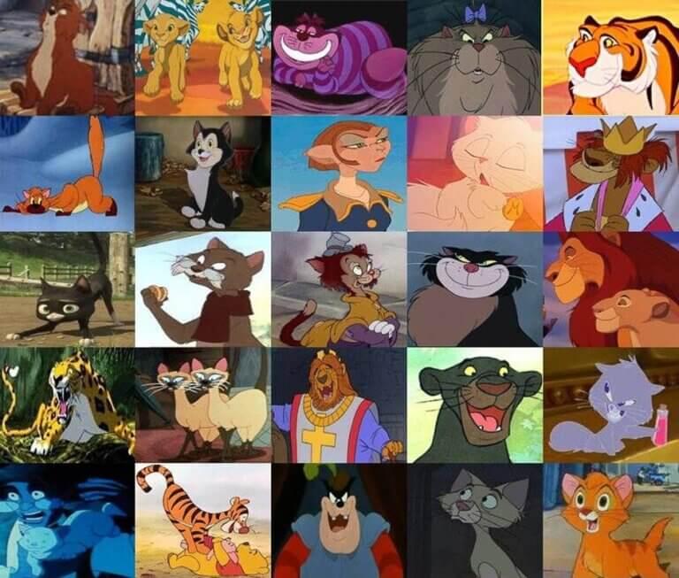 16 Best Disney Cat names