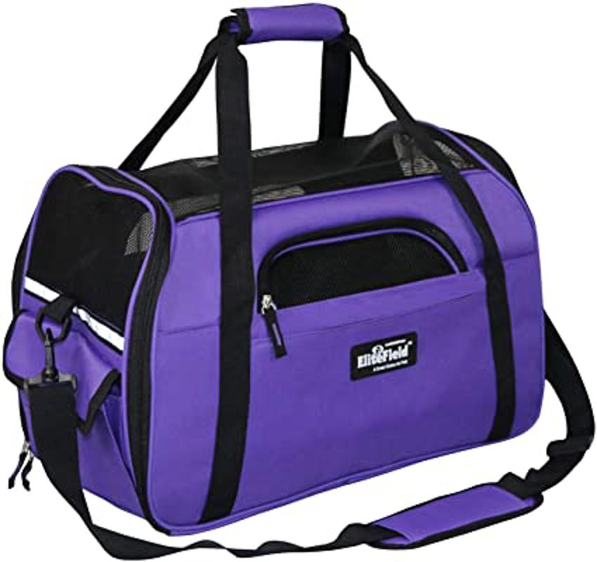 EliteField Soft-Sided Pet Carrier Bag
