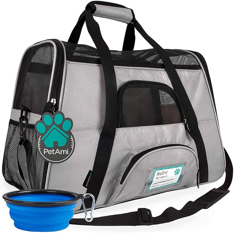 PetAmi Premium Soft-Sided Pet Travel Carrier