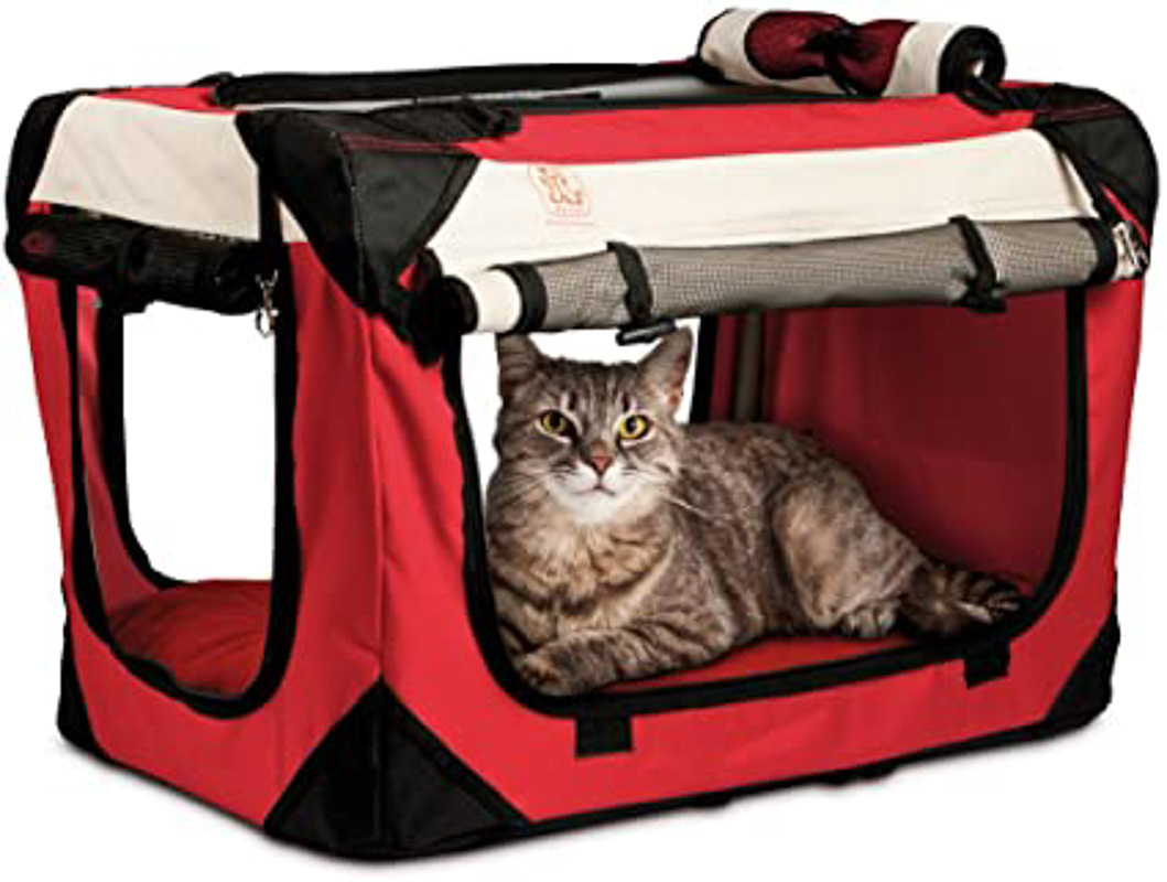 PetLuv Happy Cat Soft-Sided Carrier
