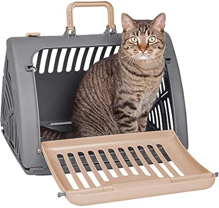 SportPet Foldable Travel Cat Carrier